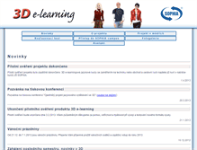 Tablet Preview of 3d-elearning.eu